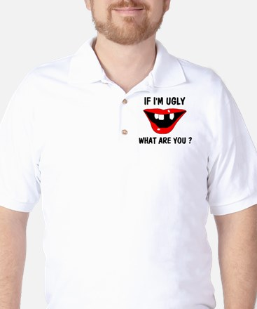 WHAT ARE YOU? Golf Shirt