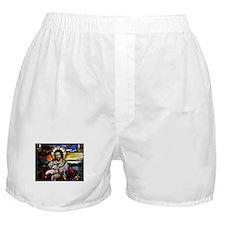 Jesus Christ Boxer Shorts