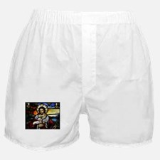 Jesus Christ Boxer Shorts