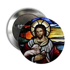 "Jesus Christ 2.25"" Button"