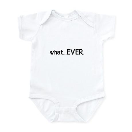 whatEVER Infant Bodysuit