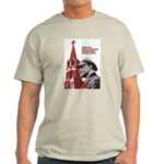 Lenin Ash Grey T-Shirt