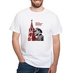 Lenin White T-Shirt