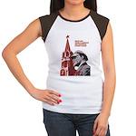 Lenin Women's Cap Sleeve T-Shirt