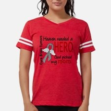 Funny My mom Womens Football Shirt