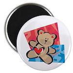 Love Bear with Heart 2.25