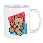 Love Bear with Heart Mug