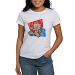 Love Bear with Heart Women's T-Shirt