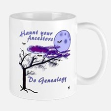 Haunt Your Ancestors Genealogy Mug