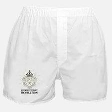 Counterculture Revolution4 Boxer Shorts