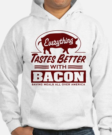 Everythings Better with Bacon Jumper Hoody