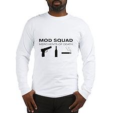 MOD SQUAD Long Sleeve T-Shirt