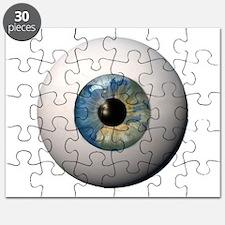 Earth Eyeball Puzzle