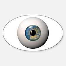 Earth Eyeball Decal