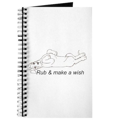 N Pup Make A Wish Journal
