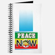 Rasta Peace Now Journal