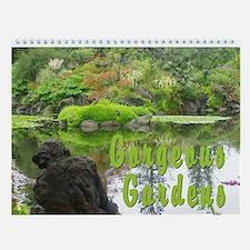 Gorgeous Gardens Vol 1 Wall Calendar