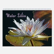 Water Lilies Vol 2 Wall Calendar
