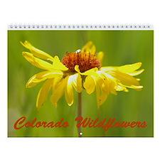 Colorado Wildflowers Vol 3 Wall Calendar