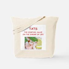 tats Tote Bag