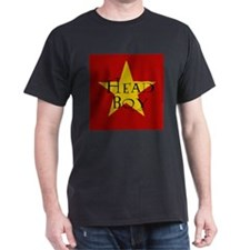 Head Boy - Star design in Red and Gold T-Shirt