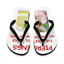 piercing Flip Flops