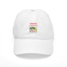piercing Baseball Baseball Cap