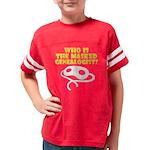 whoismasked_dark Youth Football Shirt