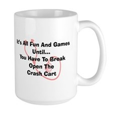 Its all fun and games Mugs