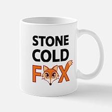 Stone Cold Fox Mugs