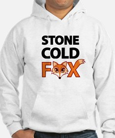 Stone Cold Fox Hoodie