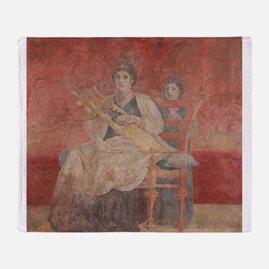 Unique Roman Throw Blanket
