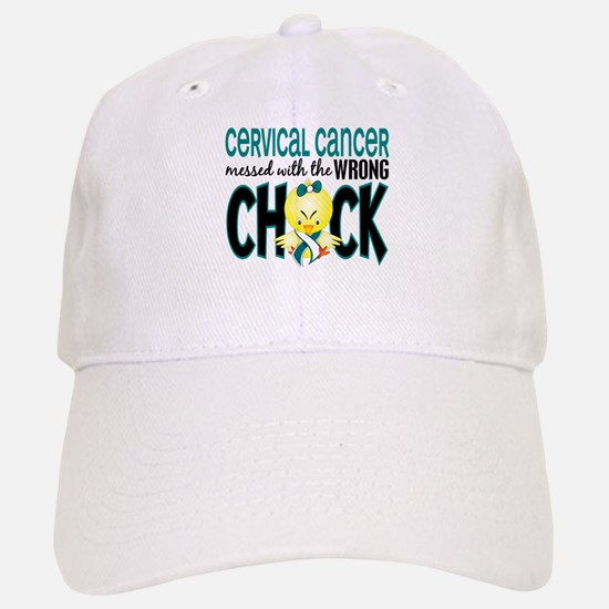 Cervical Cancer Messed With Wrong Chick Hat