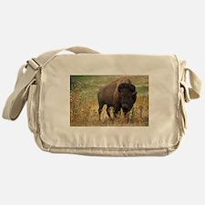 American buffalo Messenger Bag