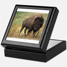 American buffalo Keepsake Box