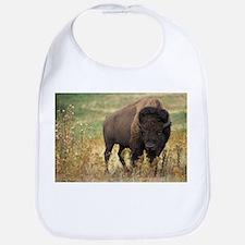 American buffalo Bib
