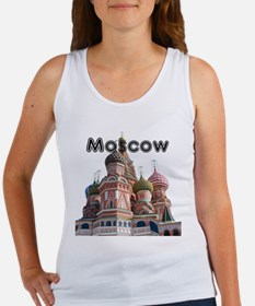 Moscow Women's Tank Top
