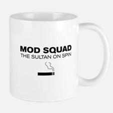 The sultan of Spin Mug