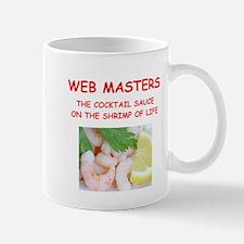 web master Mugs