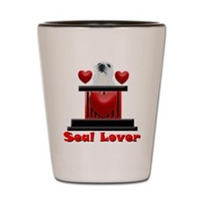 Slash-A-Seal Seal Lover Shot Glass