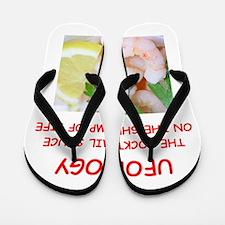 ufology Flip Flops