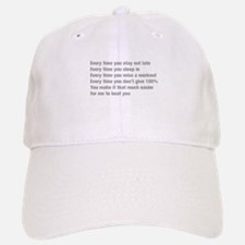 every-time-you-stay-akz-gray Baseball Baseball Baseball Cap