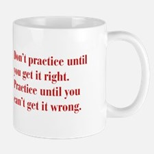 dont-practice-bod-red Mugs