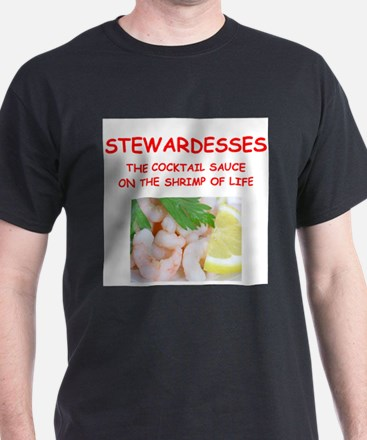 stewardess T-Shirt