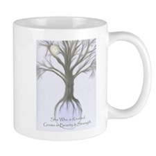 She Who is Rooted Mug