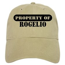 Property of Rogelio Baseball Cap