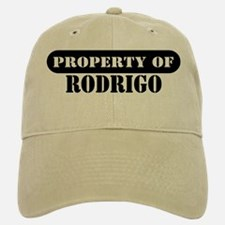 Property of Rodrigo Baseball Baseball Cap