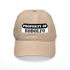 Property of Rodolfo Baseball Cap