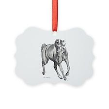 Trot Ornament