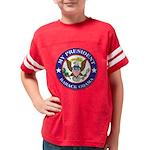 my pres shield copy Youth Football Shirt